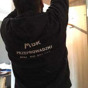 Bluza MDK Przeprowadzki
