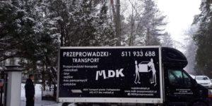Przeprowadzka w Warszawie